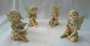 Fairy Figurines (Set of 4)