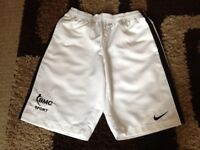Brooksby Melton College Youths Sport Shorts Size S