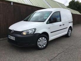Volkswagen Caddy 1.6TDI ( 102PS ) C20..1 OWNER FROM NEW..FSH..CHOICE OF 2.