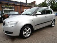 Skoda Fabia 1.2 HTP 2 70BHP (12 MONTH MOT + FULL SERVICE HISTORY + FINANCE AVAIL