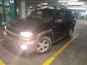 2002 Chevrolet Trailblazer LTZ trade for truck or...