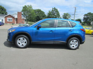 2013 Mazda CX-5 GX  FRONT WHEEL DRIVE.TRADE WELCOME