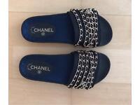 Chanel sandal used