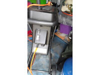 GARDEN SHREDDER EXCELLENT CONDITION USED ONCE