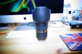 Nikon AF-S 24-70mm f/2.8G IF-ED in perfect condition hardly used