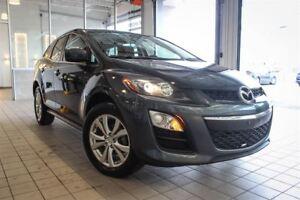 2012 Mazda CX-7 GS 4X4, BLUETOOTH, MAG