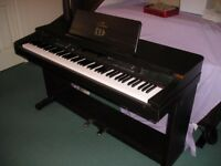 Yamaha Clavinova CVP 59S with 88 keys