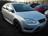 FORD FOCUS 2.5 ST-3 3d 225 BHP Top spec - Heated leather seat (silver) 2006