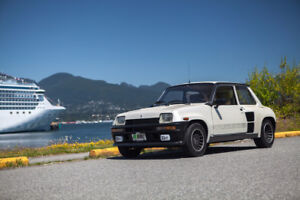 1984 Renault Other R5 Turbo 2 Coupe (2 door)