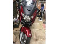 Second hand Honda motorbike great condition