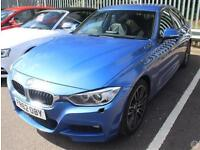 Bmw 3 318d 2.0 M Sport 4dr 19in Alloys