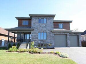 Luxueuse maison à vendre à Joliette !