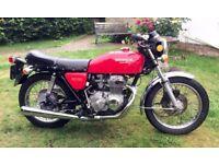 Honda 400/4 400 Four Motorbike