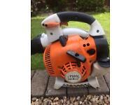 Stihl bg86c Petrol leaf blower two stroke 2014