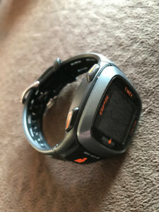 Timex Ironman Run Trainer 2.0 GPS/HRM Watch - Great Condition!!