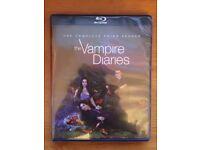 The Vampire Diaries - Season 3 Blu-ray