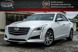 2016 Cadillac CTS Luxury Collection AWD|Navi|Pano Sunroof|Blueto