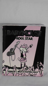 SKITCH'S STUFF: Babymouse #4 Rock Star Book $1.00