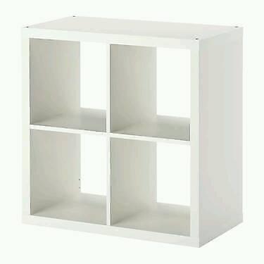 Ikea Kallax 4 Cubr Storage Shelving Unit