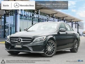 2015 Mercedes-Benz C-Class C400! Nav! Head Up Disply! Cam!
