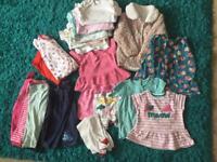 Girls clothing Bundle 9-12 months