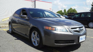 2006 Acura TL Sedan with Safety and E-test