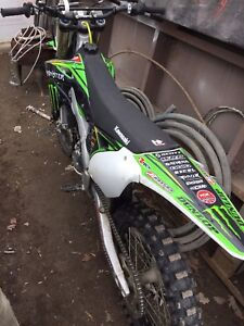 Kx250f 2014 full injection