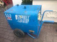 Stephill 6kva generator electric start