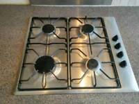 Gas hob with 4 rings, Technik, good working condition