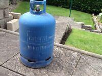 Gas cylinder - butane