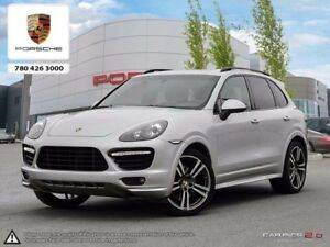 2013 Porsche Cayenne Certified Pre-owned | RARE GTS Model | Spor