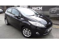 2009 FORD FIESTA 1.4TDCI ZETEC - ONE OWNER FROM NEW - FULL MOT - VERY ECONOMICAL - not clio corsa