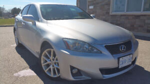 2011 IS250 MT Guarantee Mint Condition body and a Sound Engine!