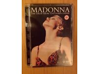 Madonna. The Girlie Show-Live Down Under DVD as new.