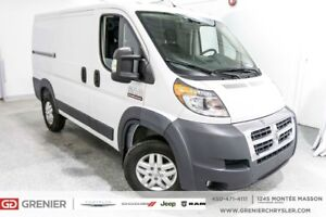 2016 Ram Promaster Low Roof *Navigation, Bluetooth*