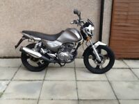 Zontes Monster 125 Motorcycle