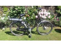 Giant Twist Excellence Hybrid Electric Bicycle