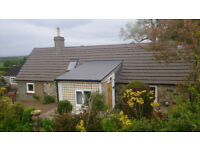 Beautiful holiday cottage Scottish Highlands Cawdor Nairn Inverness area