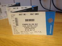 Standon Calling Full Weekend Ticket