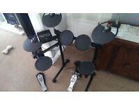 Yamaha DTX450K Electronic/Electric/Digital Drum Kit/Set (RRP £610)