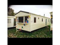 8 Berth Caravan for Hire/Rent on Southview SKEGNESS 5* Site - Payment Plans Available