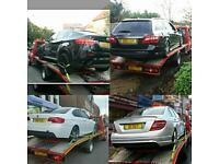 Breakdown Tow Recovery&Transport Services cars vans 24/7 jump start etc.