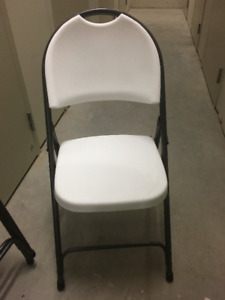 Folding chairs *** NEW