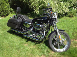 Sportster Low 1200CC 2006