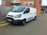 2015 Ford Transit Custom 2.2TDCi ( 125PS ) 290 L1H1 ONLY 48,000 MILES
