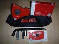ALKO Caravan Wheel Lock NO: 24 (Complete)