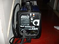 Wolf Professional MIG140 Gas/No Gas Combination Welder