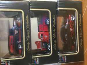 Canadian Tire Die Cast Cars Chevy, Pickup, Mercury