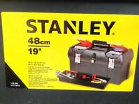 ( New ) Stanley 192066 19-inch Toolbox