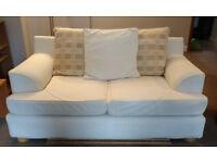 Three seater sofa - very good condition